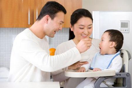 điều trị trẻ bị rối loạn tiêu hóa