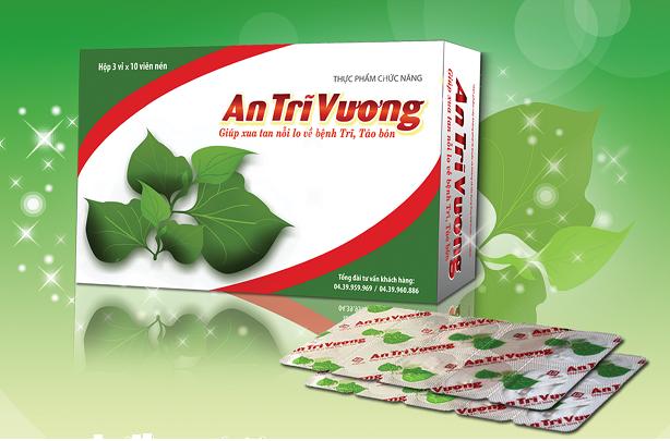 An Tri Vuong - benh tri