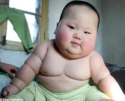 Tại sao trẻ đói hoặc bị bệnh béo phì