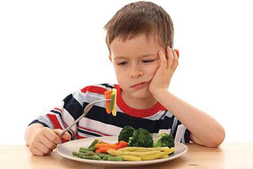 Tại sao trẻ suy dinh dưỡng