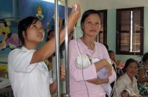 dấu hiệu và triệu chứng bệnh tiêu chảy cấp