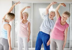 Tăng cường tập thể dục thể thao để tránh nguy cơ bị loãng xương