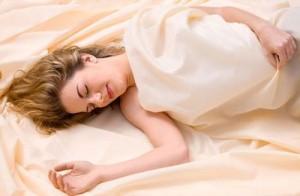 Tạo giấc ngủ ngon cho phụ nữ mang thai