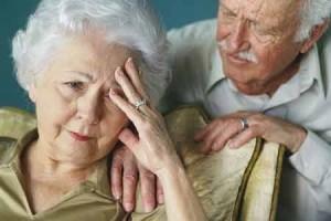 Người già mất ngủ có thể do tâm lý không tốt