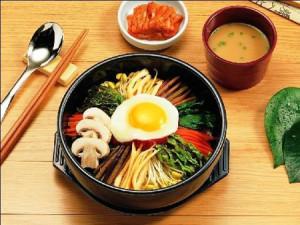 Cơm trộn Hàn Quốc cung cấp nhiều chất dinh dưỡng