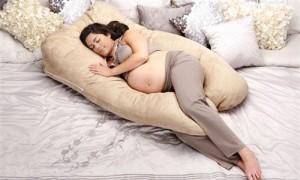 Tư thế ngủ hợp lý cho phụ nữ mang thai
