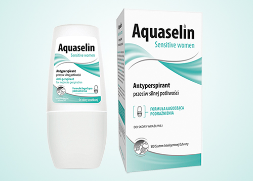 AQUASELIN SENSITIVE WOMEN_500x359