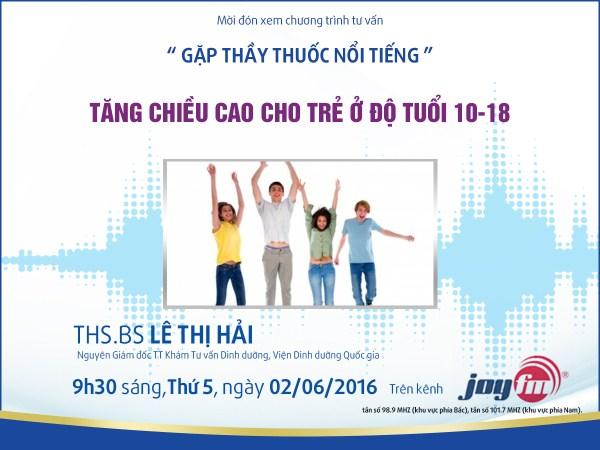 tang chieu cao cho tre o do tuoi 10 den 18