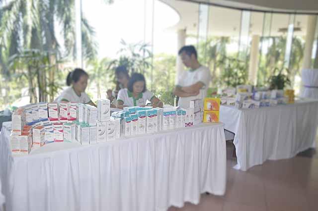 DP Vinh Gia là đơn vị phân phối độc quyền Bộ dược mỹ phẩm OCEANIC đến từ Châu Âu và Bộ TP bảo vệ sức khỏe đến từ Mỹ