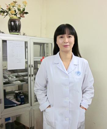 ThS.BS Đinh Thị Ngọc Hoa, bác sĩ chuyên khoa Nhi, Bệnh viên Đa khoa Xanh Pôn