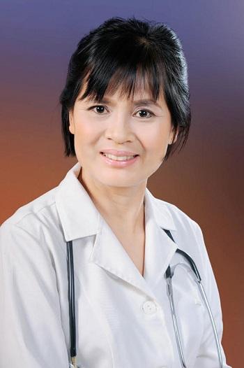 ThS.BS. Lê Thị Hải, Nguyên Giám đốc Trung tâm Khám tư vấn Dinh dưỡng, Viện Dinh dưỡng Quốc gia.