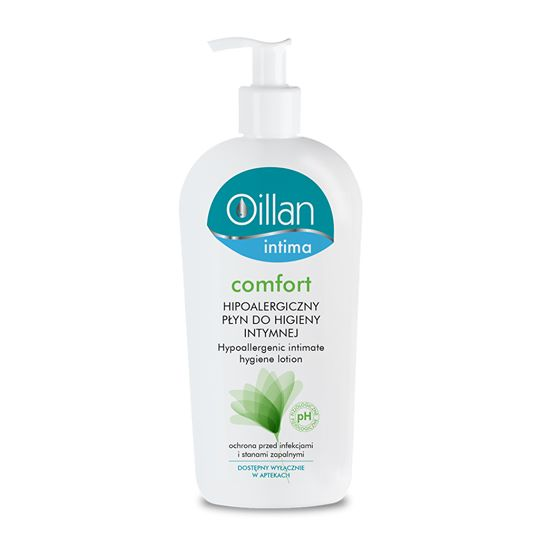 Oillan intima comfort