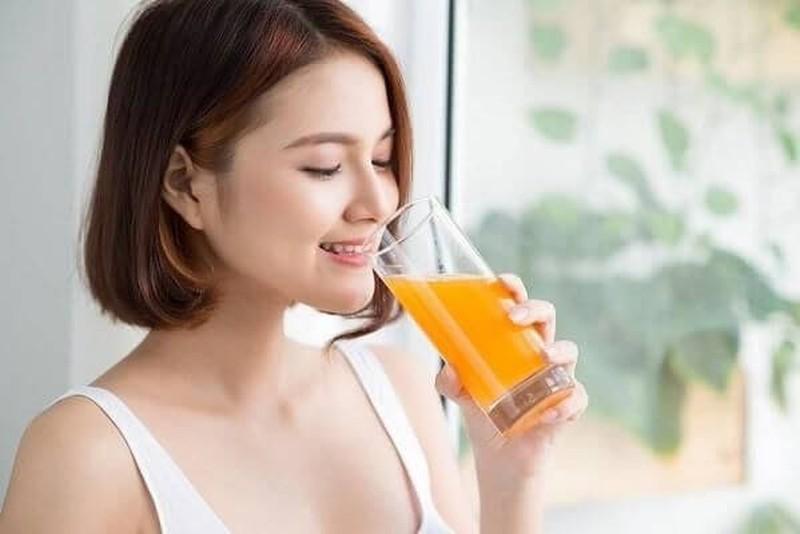 Bị tiêu chảy có nên uống nước cam?