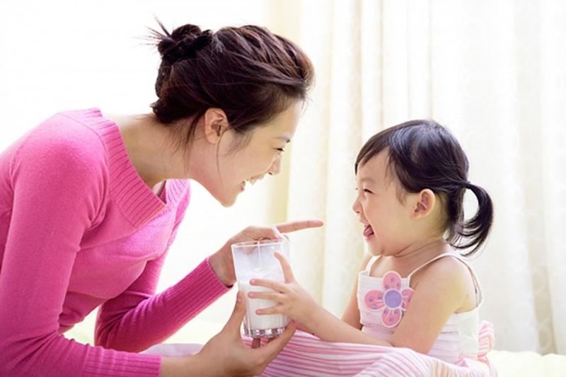 Sữa cho trẻ tiêu chảy