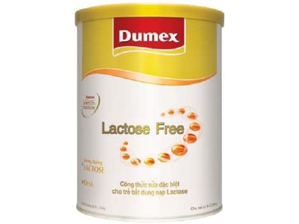 Sữa dành cho trẻ tiêu chảy Dumex Lactose Free