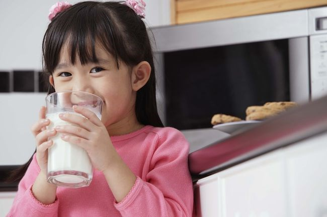 Sữa dành cho trẻ bị tiêu chảy