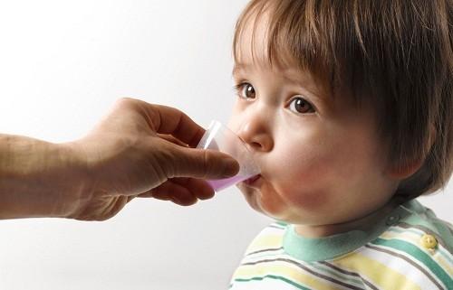 Thuốc trị táo bón cho trẻ