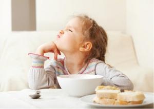 Khắc phục biếng ăn cho trẻ