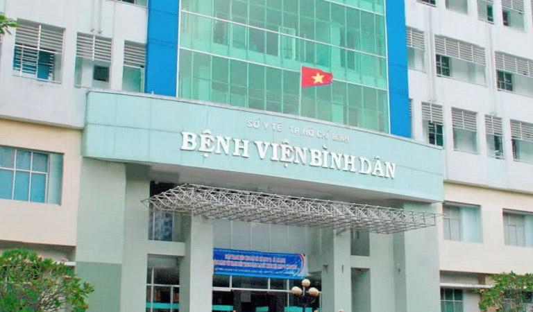 Chia sẻ kinh nghiệm khám trĩ ở bệnh viện Bình Dân tại Thành phố Hồ Chí Minh