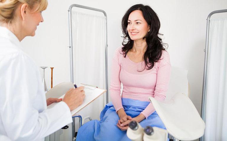 Đốt viêm lộ tuyến có ảnh hưởng gì không?