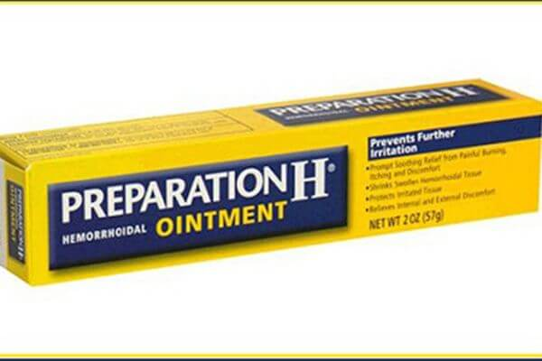 Thuốc Preparation H giảm các triệu chứng bệnh trĩ