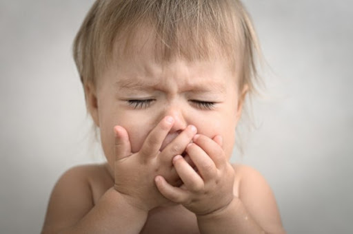 Trẻ em biếng ăn hay nôn trớ