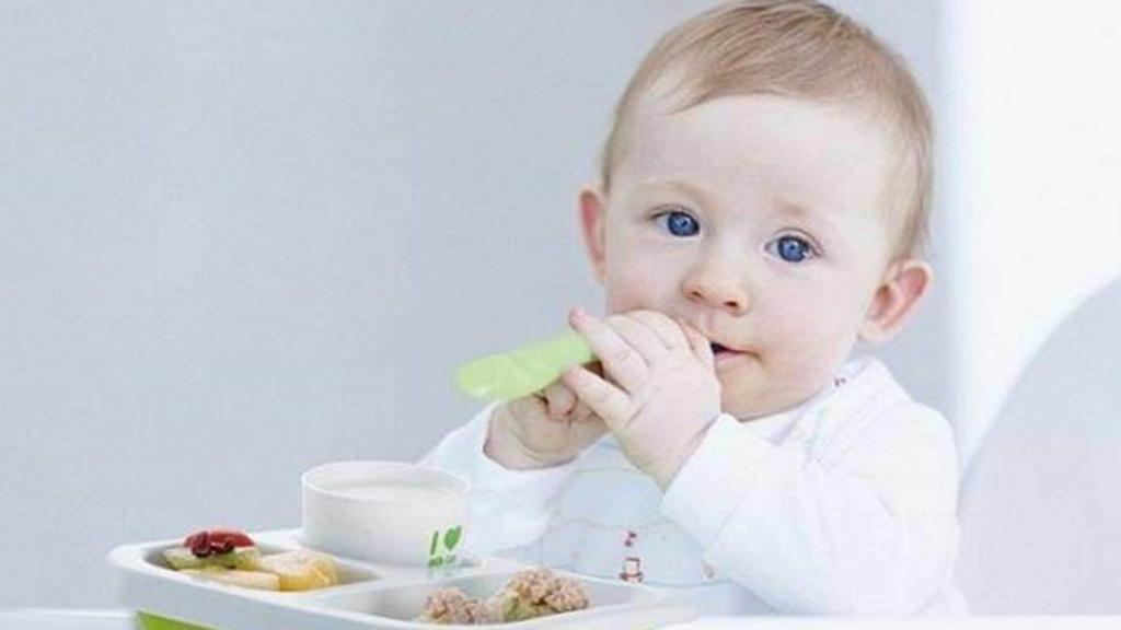Trẻ sơ sinh biếng ăn