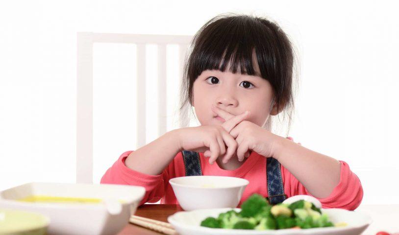 Trẻ suy dinh dưỡng biếng ăn