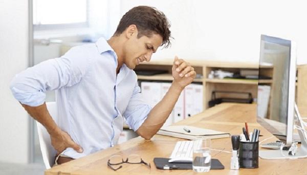 Phân loại chứng đau lưng ở thanh niên