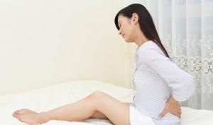 Biện pháp khắc phục đau lưng sau sinh mổ