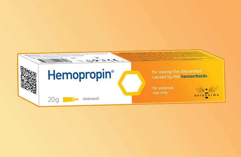 Thuốc bôi trĩ Hemopropin rất được ưa chuộng khi bị trĩ ngoại