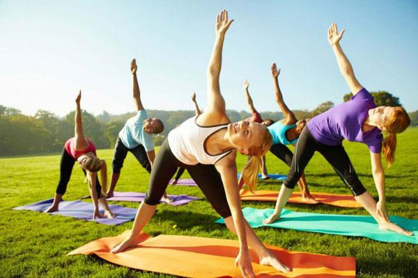 Tập thể dục là thói quen tốt để tăng cường sức đề kháng