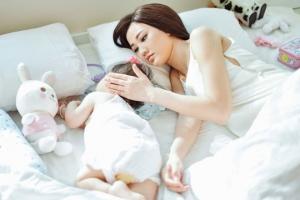 """Rối loạn kinh nguyệt sau sinh không còn làm chị em """"bối rối"""""""