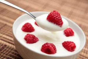 Sữa chua là thực phẩm rất tốt để tăng cường sức đề kháng cho cơ thể