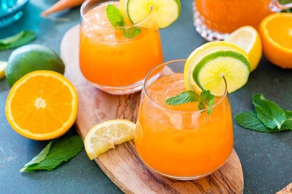Uống nước cam có tăng cường sức đề kháng không?
