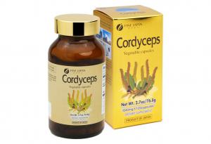 Đông trùng hạ thảo Fine Cordyceps được dùng phổ biến