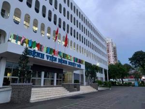 Khám sốt xuất huyết ở bệnh viện Nhiệt Đới TPHCM